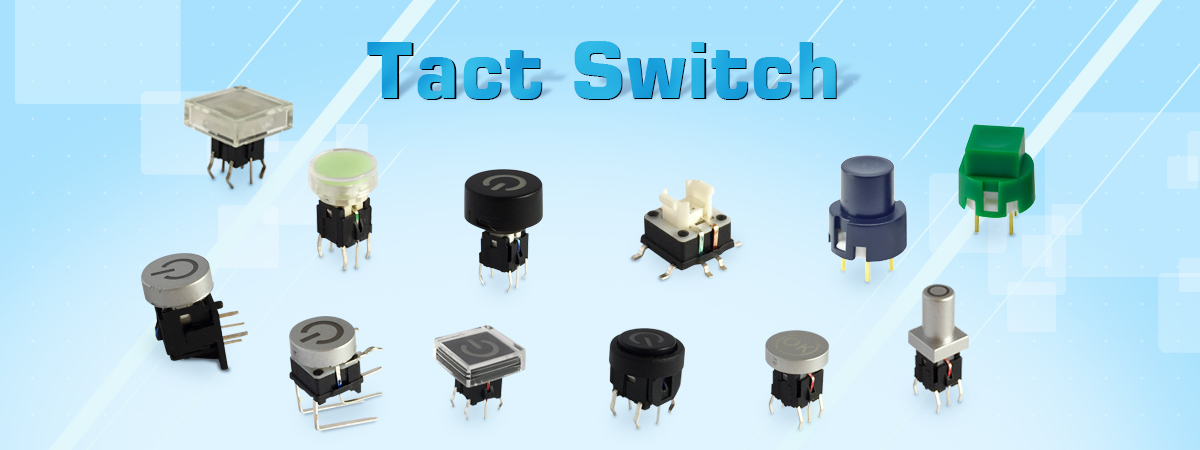 tactile led switch